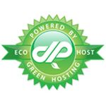 Digital Pacific Green Hosting Logo