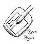 Reed Stylus