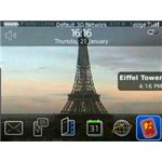 Smarter Wallpaper BlackBerry App