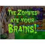PvZ Brain Eating Zombies