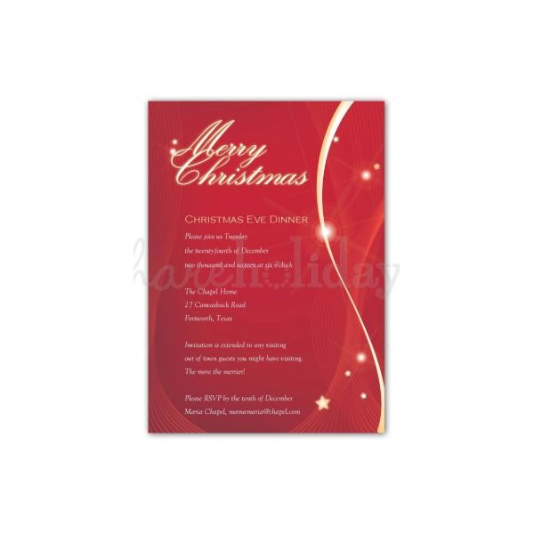 Top 10 Christmas Party Invitations Templates Designs for Parties – Xmas Invitation Templates