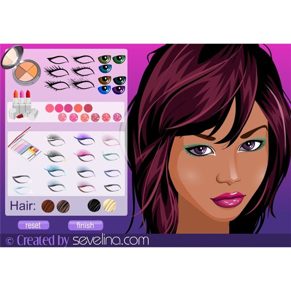Hairdresser Games - Free online Hairdresser Games for Girls - GGG 20