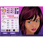 Olivia Makeover Game - Make up games