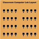 Classroom Computer Lab Layout