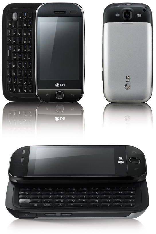 LG Eve GW620