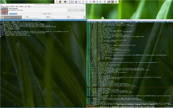 Media Control in the Taskbar in XFCE