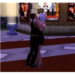 The Sims 3 Kissing
