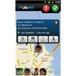 Life360 Tracking