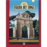 Italian Art Song book