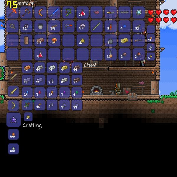 Cheater of games has awakened cheats and exploits for terraria
