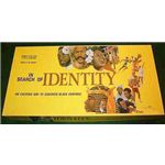 In Search of Identity board game