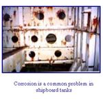 corrosion ship tanks