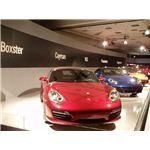Porsche Display, Courtesy of Flickr, v.villanova