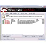 Malwarebytes' Detections on ThinkPoint Antivirus