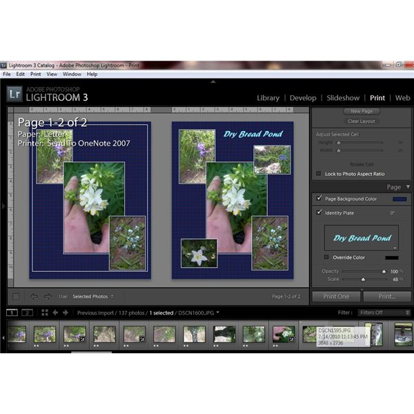 Get Lightroom 3 Templates & Tips On Using Templates