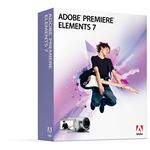 Adobe Premiere Elements 7 Box Shot
