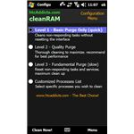 windows mobile 6.5 apps - CleanRAM