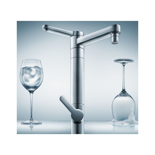 28 Cool Kitchen Faucets Wonderful Stainless Silver Simple