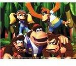 Donkey Kong Cast