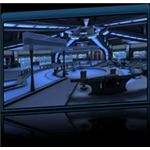 STO Ships Federation Star Cruiser Bridge Pack