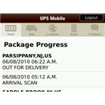 UPS Mobile Screenshot3