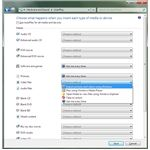 Setting up AutoPlay for USB devices in Windows 7 is centrally-located in the AutoPlay settings window.