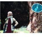 Final Fantasy XIII: Entrance to Dusktide Grotto.