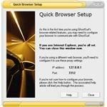 Browser Setup