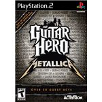 Guitar Hero Metallica PS2 Boxshot