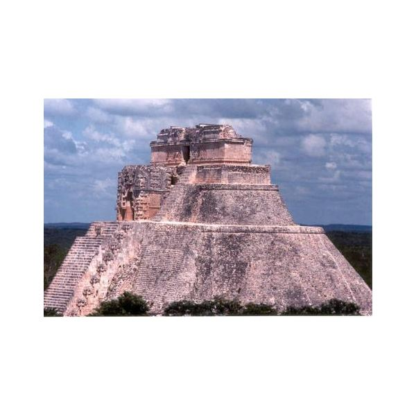 The Stone Used By The Mayan For Their Buildings
