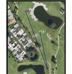 nRange Golf GPS-golf scorer for the blackberry