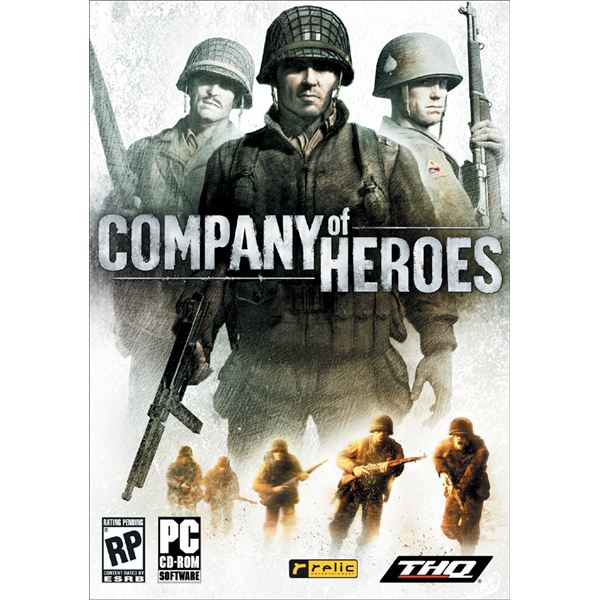Company of heroes one of the best world war ii strategy games
