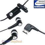 Samsung Impression Stereo Hands Free Ear-Bud Style Headset