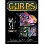 GURPS Characters