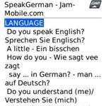 Speak German Audio Language