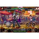 king of fighters screen1