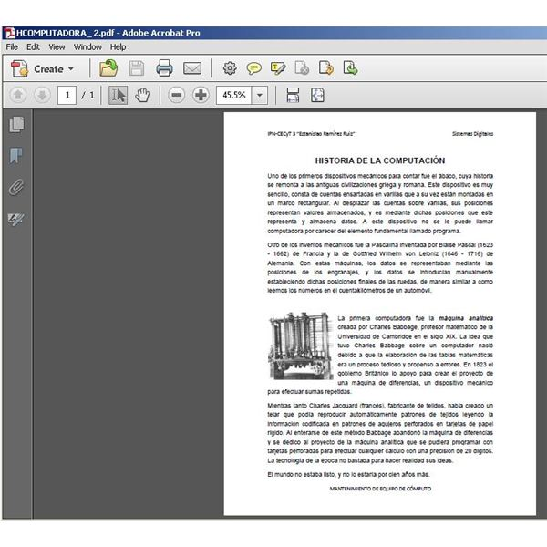 we answer the question can you import a pdf file into