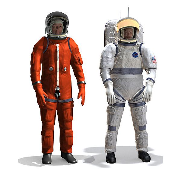 Advancements in space suit design for Space suit design