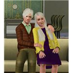 The Sims 3 elders