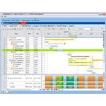 PlanningForce Express features a Gantt diagram for your use