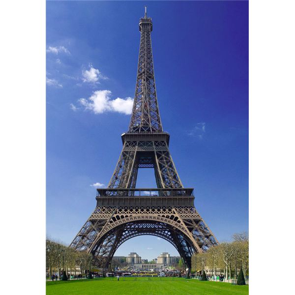 an introduction to the architecture of the eiffel tower Introduction when  the eiffel tower is one of the biggest and most famous tourist attractions in the world the history, architecture,.