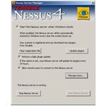 Nessus Server Manager