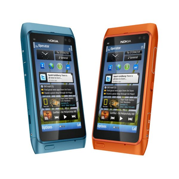 how to use nokia n8