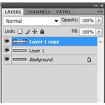 Copying your layer