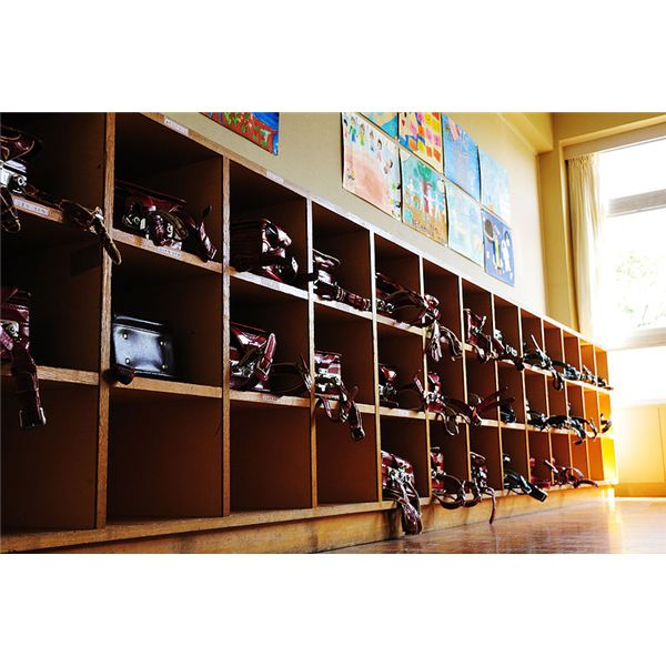 Classroom Cubby Ideas ~ How to decorate a second grade classroom tips ideas