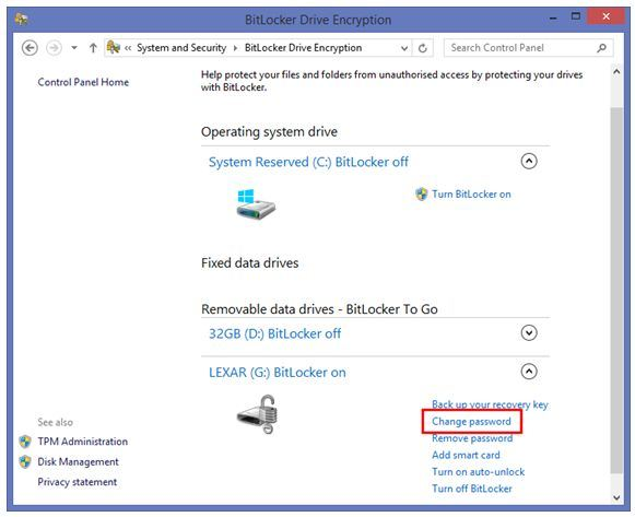 When Should You Change Your Bitlocker Password And How Do