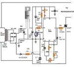 Refrigerator Compressor Protector Circuit, Image