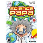 Science Papa is similar in many respects of its game play design to Cooking Mama