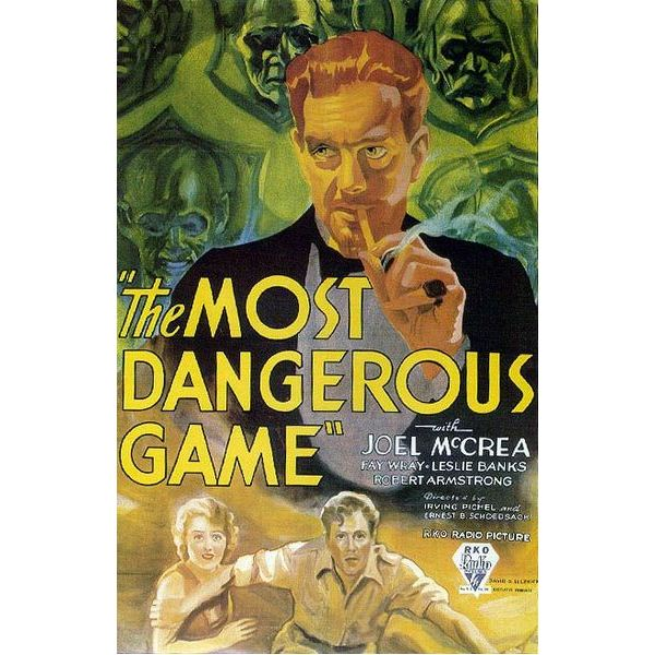 most dangerous game summary Start studying english 1- the most dangerous game learn vocabulary, terms, and more with flashcards, games, and other study tools.
