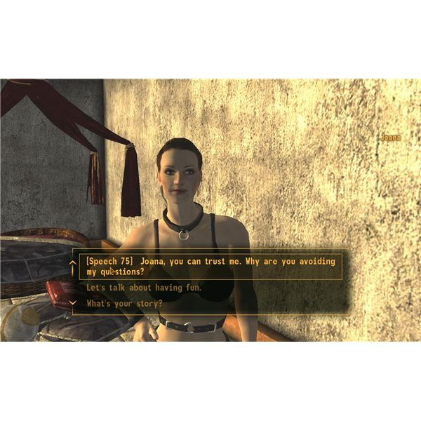 how to make companion not fight fallout new vegas